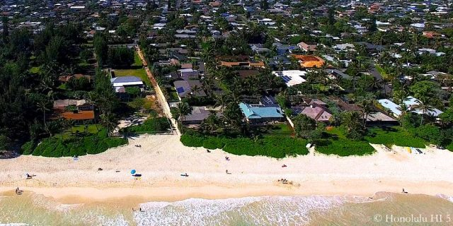 Kailua Beachside Homes