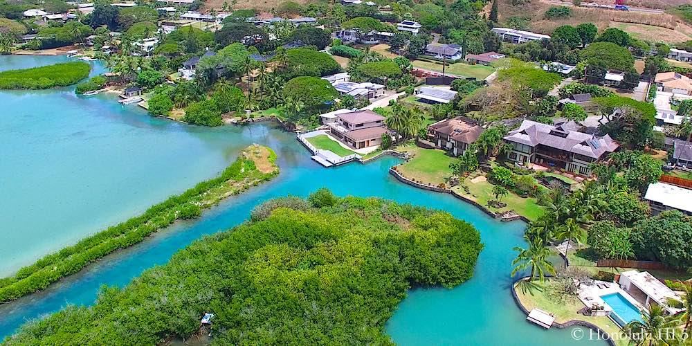 Kaneohe Bay Homes in Mahinui