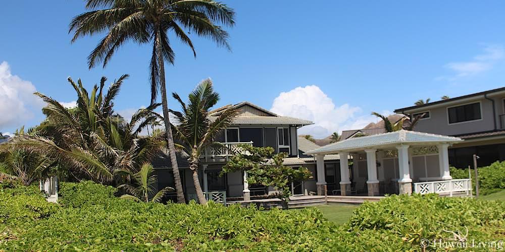 Luxury Beachfront Home in Kailua Beachside