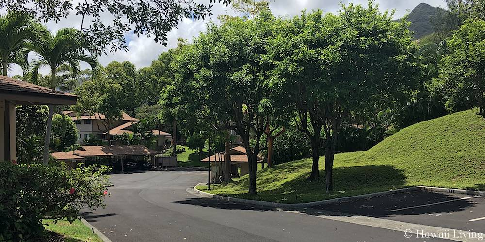Lakeview Kailua Townhomes