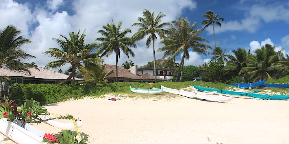 Lanikai Beachfront Homes
