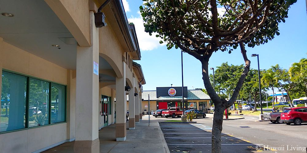 Kapolei Park Plaza Shopping Center