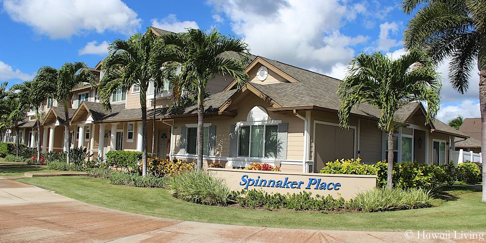 Spinnaker Place Townhomes Ewa Beach