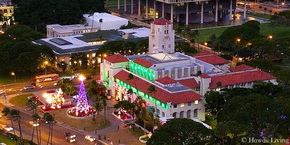 Christmas Celebrations in Hawaii - Mele Kalikimaka