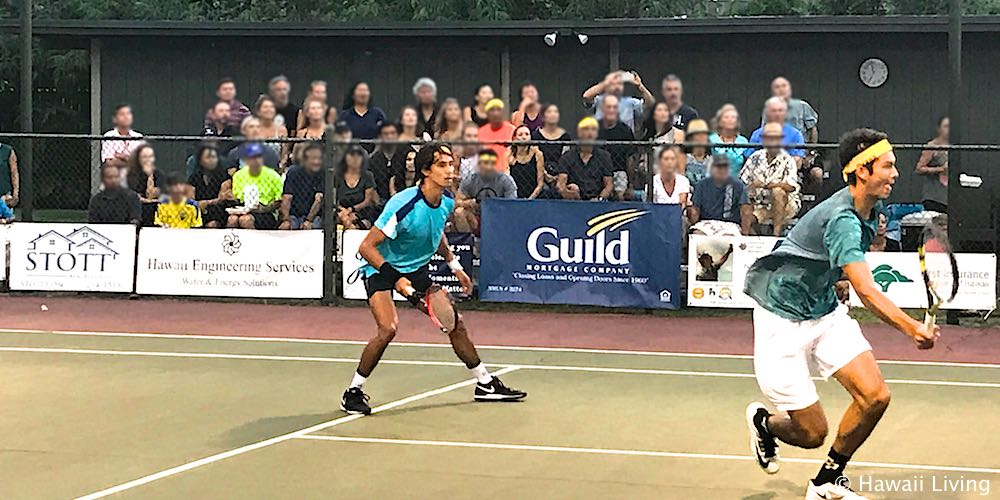 Kailua Night Doubles at Kailua Racquet Club