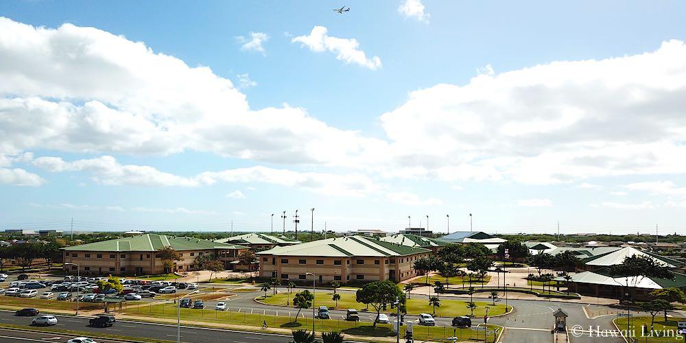 Kapolei High School - Aerial Photo