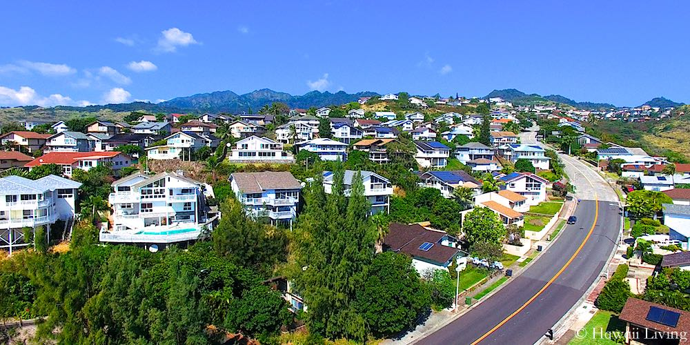 Mariners Ridge Homes in Hawaii Kai