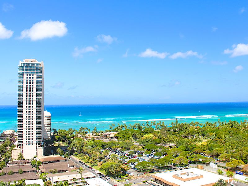 Ritz-Carlton Waikiki Ocean Views