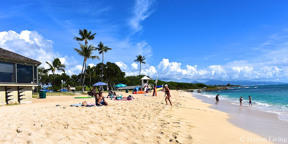 White Plains Beach, Ewa Beach