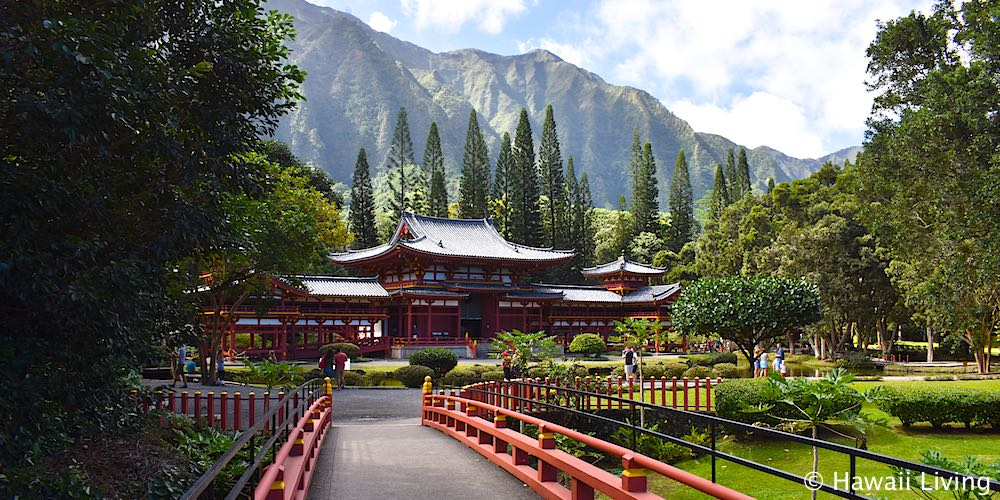 Byodo-In Temple Kaneohe