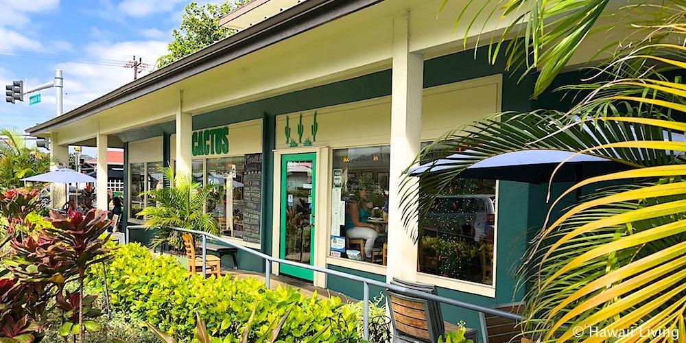 Cactus Restaurant Kailua