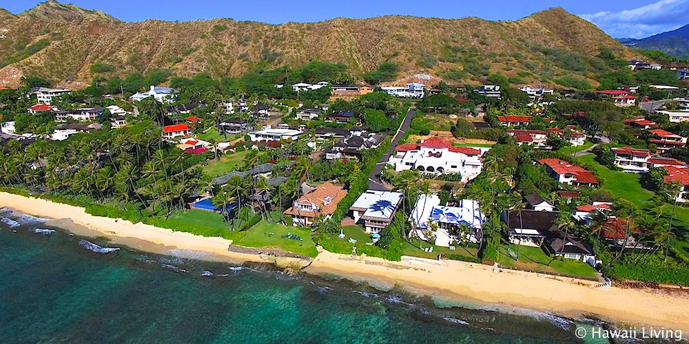 Diamond Head Oceanfront Homes
