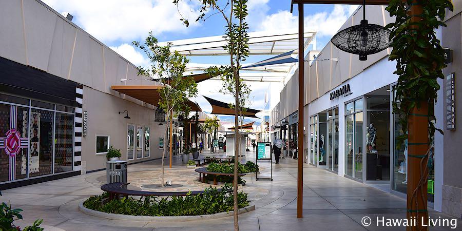 Ka Makana Alii Shopping Center in Kapolei