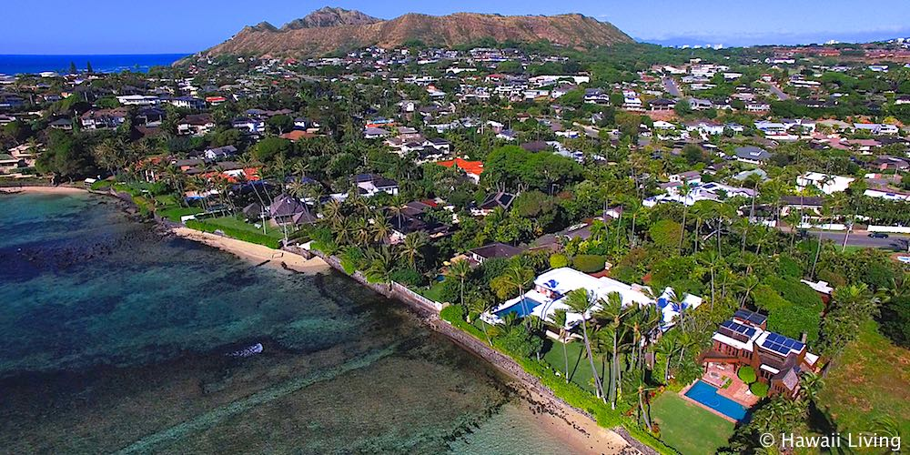 Kahala Oceanfront Homes