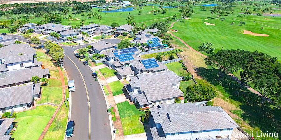 Kapolei Knolls Homes - Golf Course Front
