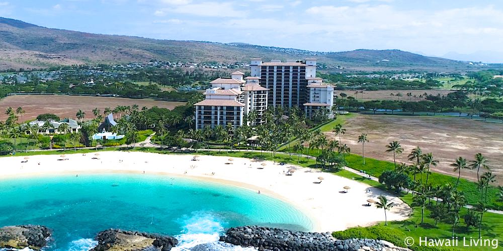 Ko Olina Beach Villas - Aerial Photo