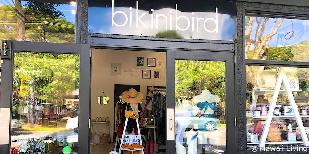 Bikinibird Kailua