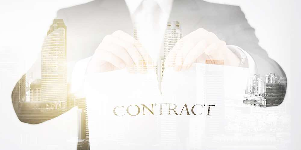 Contingencies To Terminate Purchase Contract For Hawaii Real