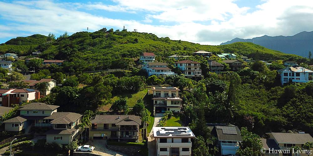 Hillcrest Homes in Kailua