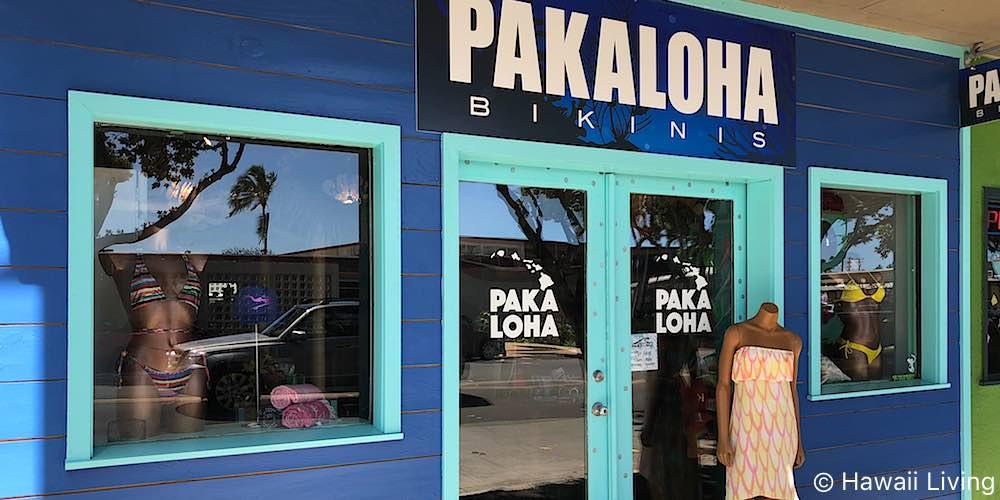 Pakaloha Bikini in Kailua