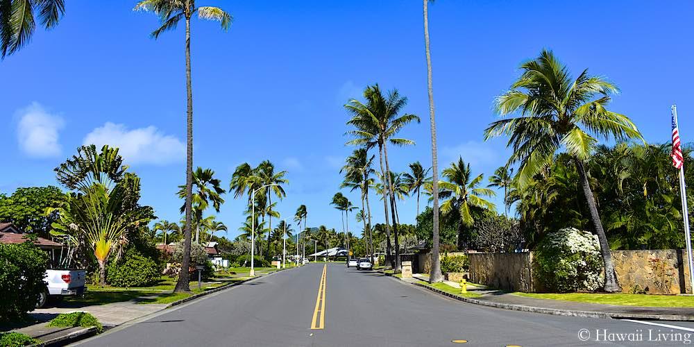 Kailuana Place in Kailua
