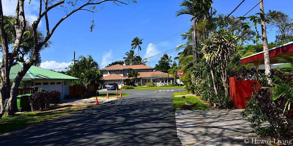 Kuuhou Place in Kailua