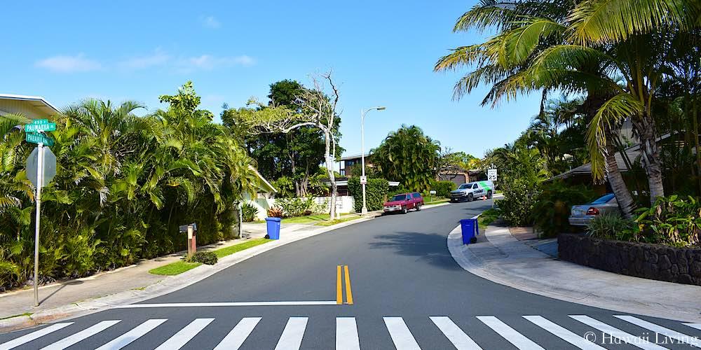 Pauahilani Place in Kailua