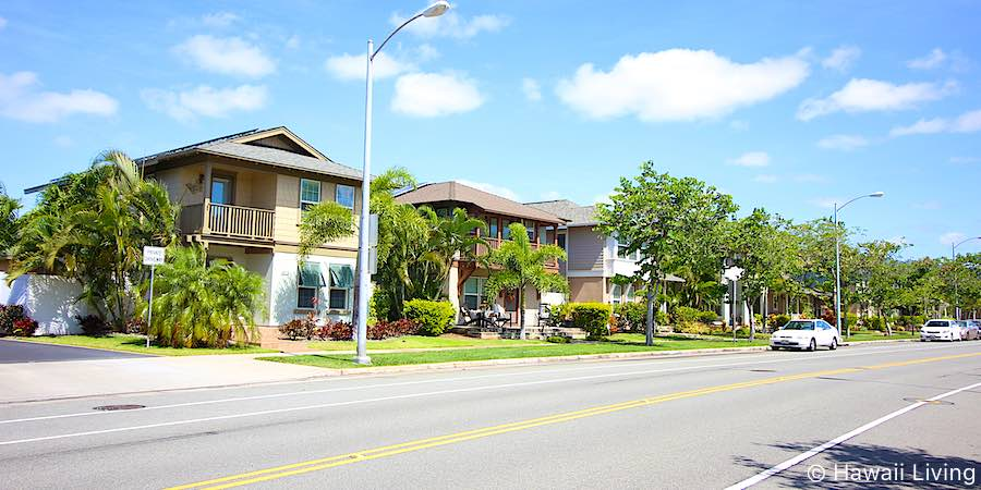 Kamakana Street in Ewa Beach
