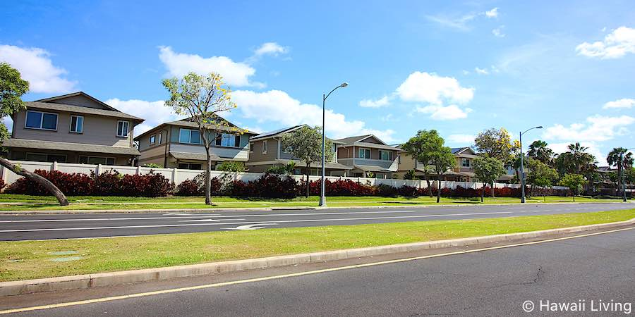 Keaunui Drive in Ewa Beach