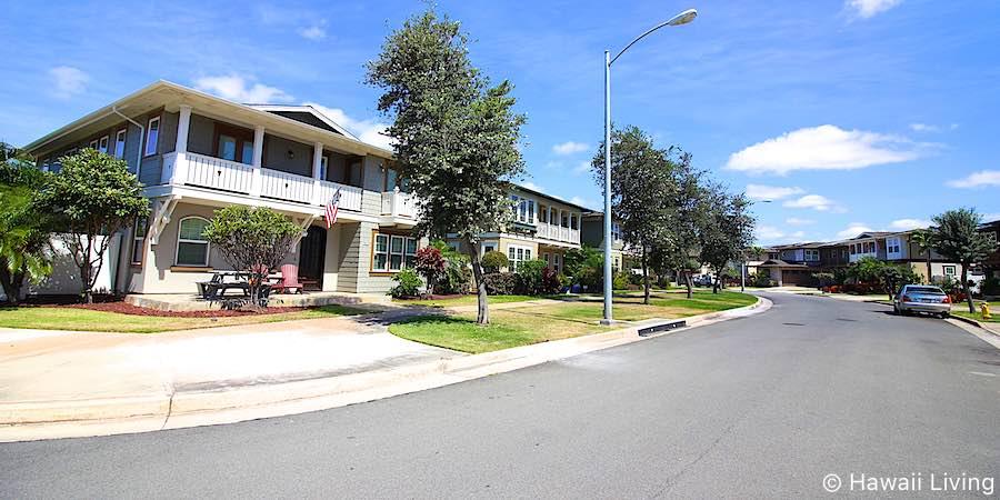 Waikapuna Street in Ewa Beach