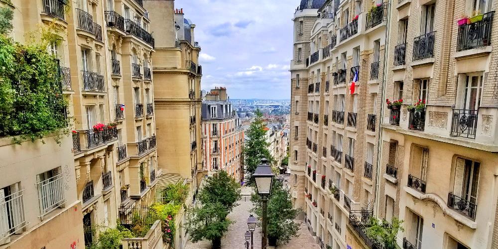 2. Paris Condos