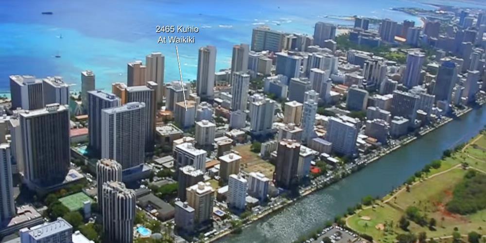 2465 Kuhio At Waikiki