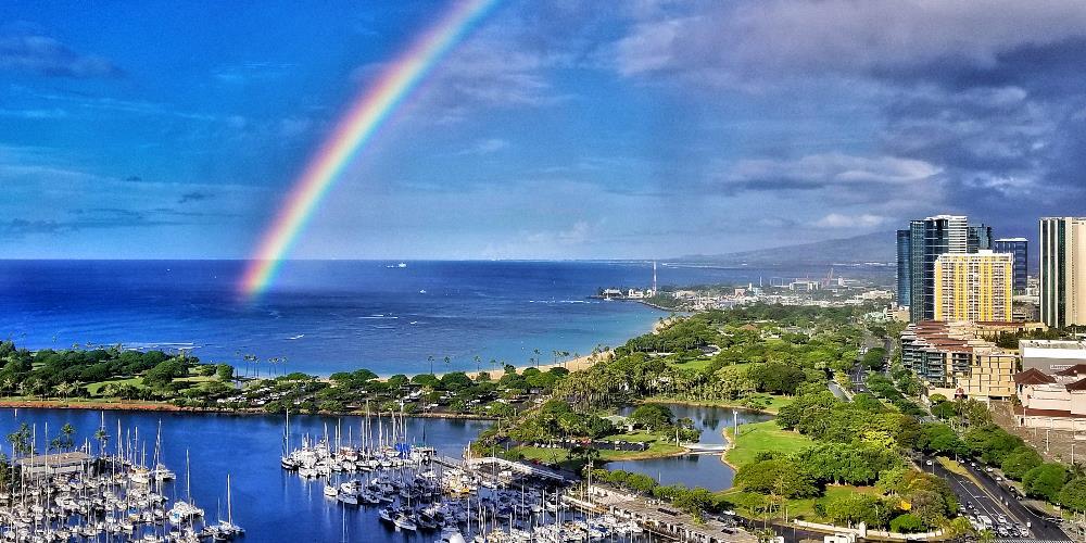 2) Audacious Goals - Rainbow