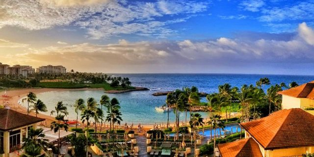 Koolina Lagoon Sunrise