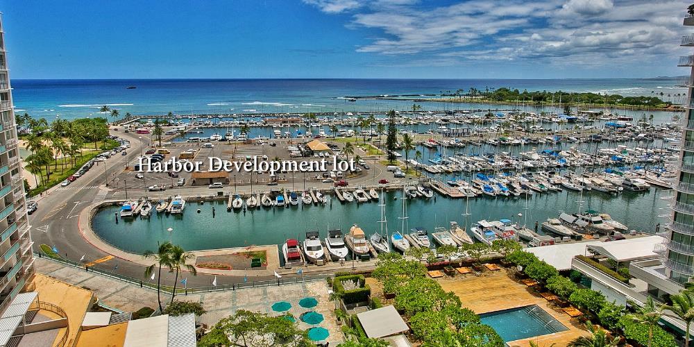 Harbor Development lot