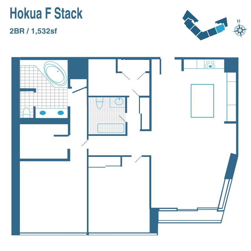Hokua Condos For Sale A Luxury Honolulu Condo